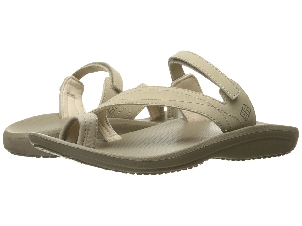 Columbia - Barraca Sunrise (Fossil/Pebble) Women's Sandals