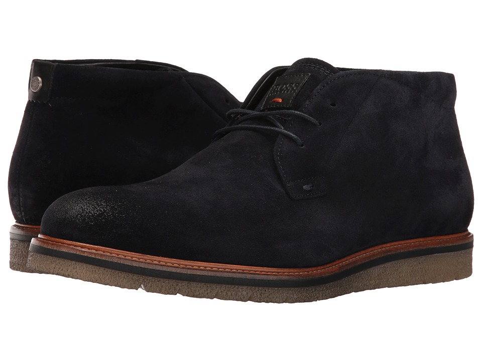BOSS Hugo Boss - Tuned Desb by BOSS Orange (Dark Blue) Men's Shoes
