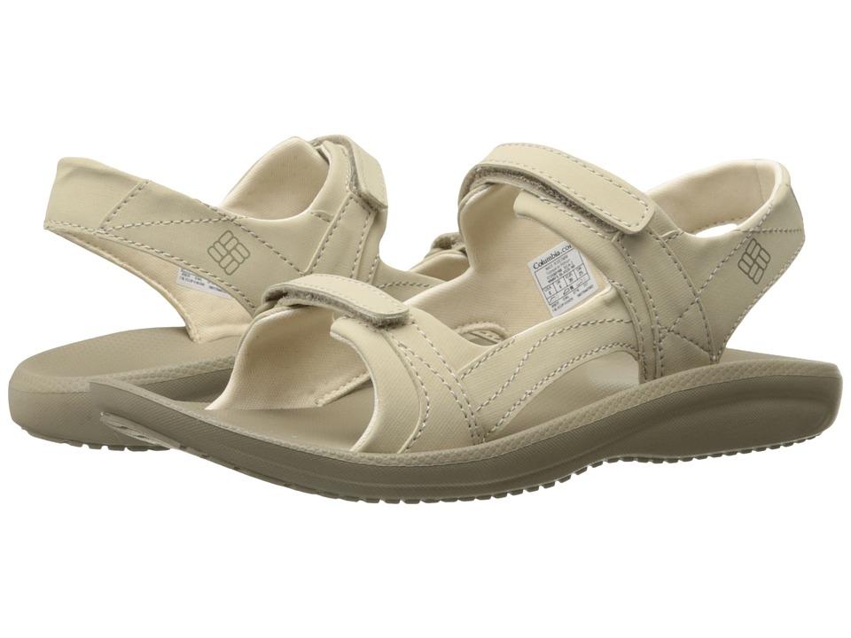 Columbia - Barraca Sunlight (Fossil/Natural) Women's Sandals