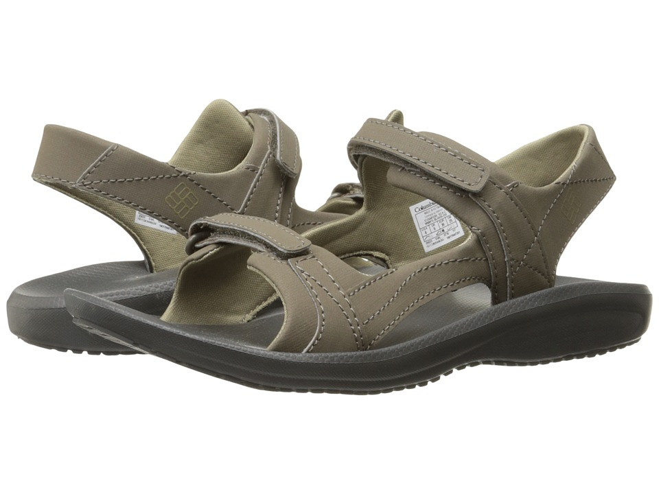 Columbia - Barraca Sunlight (Mud/Pebble) Women's Sandals