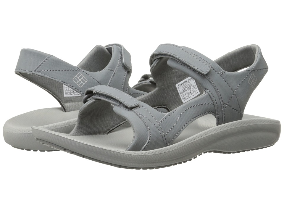 Columbia - Barraca Sunlight (Ti-Grey Steel/Steam) Women's Sandals