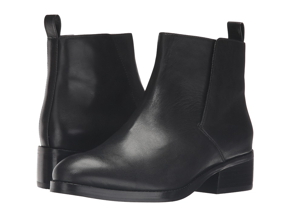 Cole Haan Dabney Bootie II (Black Leather) Women