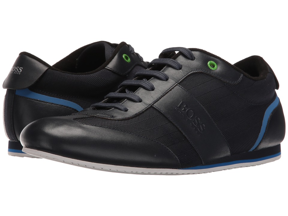 BOSS Hugo Boss - Lighter Lowp by BOSS Green (Dark Blue) Men's Shoes