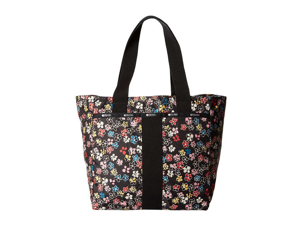 LeSportsac - Everyday Tote (Flower Burst) Tote Handbags