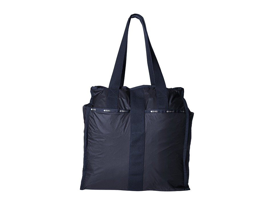 LeSportsac Luggage - Large City Tote (Classic Navy) Tote Handbags