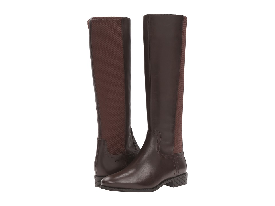 Cole Haan Tilley Boot II (Chestnut Leather/Chestnut) Women