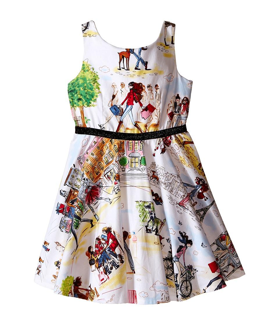 fiveloaves twofish - Little Fashionista Dress (Toddler/Little Kids/Big Kids) (Multi) Girl's Dress