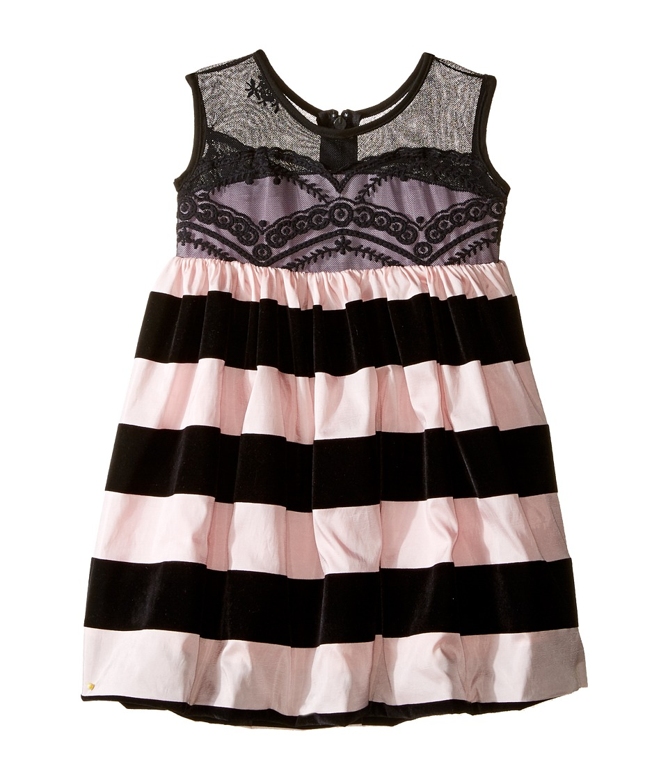 fiveloaves twofish - Little Party Bubble Dress (Toddler/Little Kids/Big Kids) (Pink) Girl's Dress