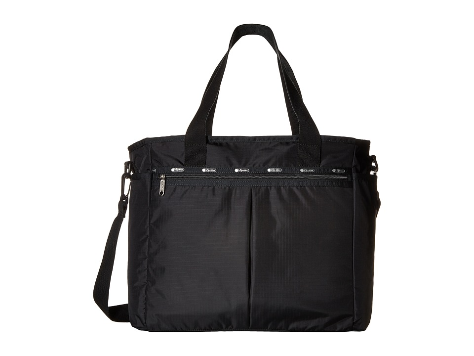 LeSportsac - Ryan Baby Tote (True Black) Tote Handbags