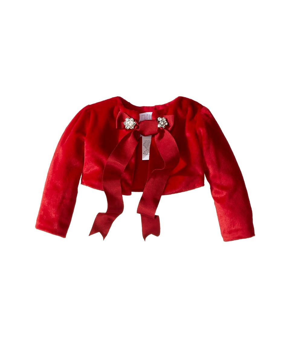 fiveloaves twofish - Little Red Coat (Infant) (Red) Girl's Coat