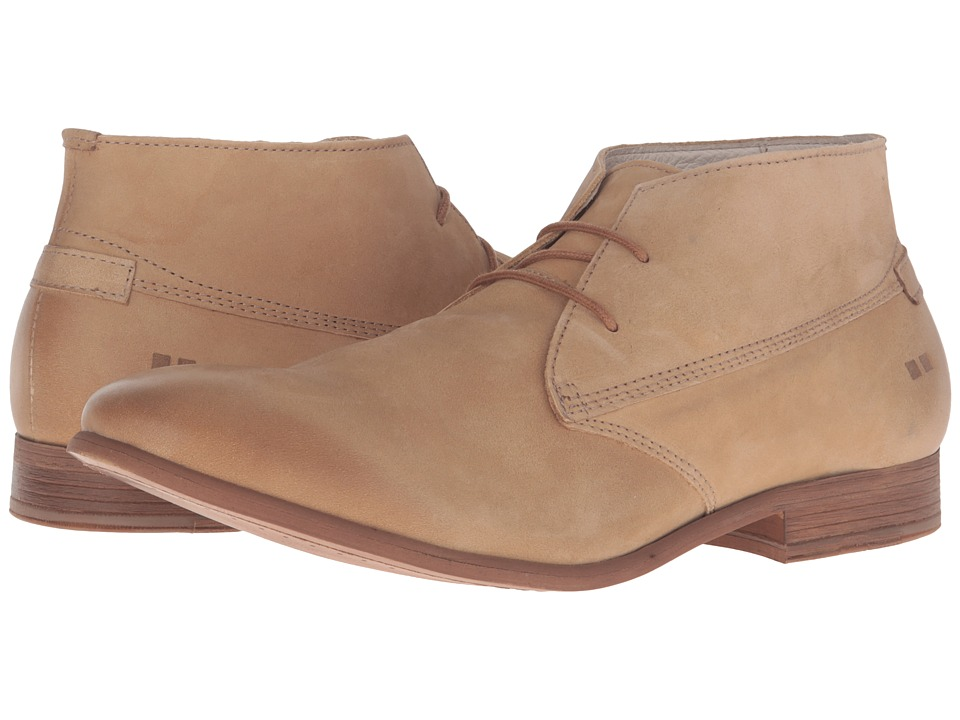 Bed Stu - Abel (Beige) Men's Shoes
