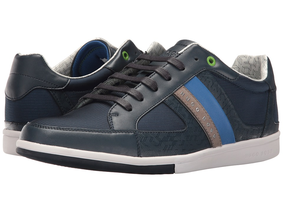 BOSS Hugo Boss - Metro_Tenn by BOSS Green (Dark Blue) Men's Shoes