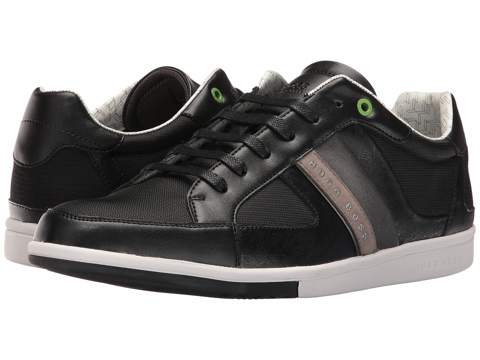 BOSS Hugo Boss - Metro_Tenn by BOSS Green (Black) Men's Shoes