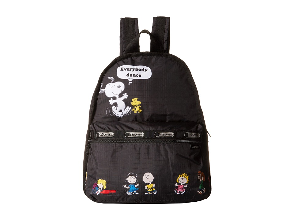 LeSportsac - Basic Backpack Bag (Friend Parade) Backpack Bags