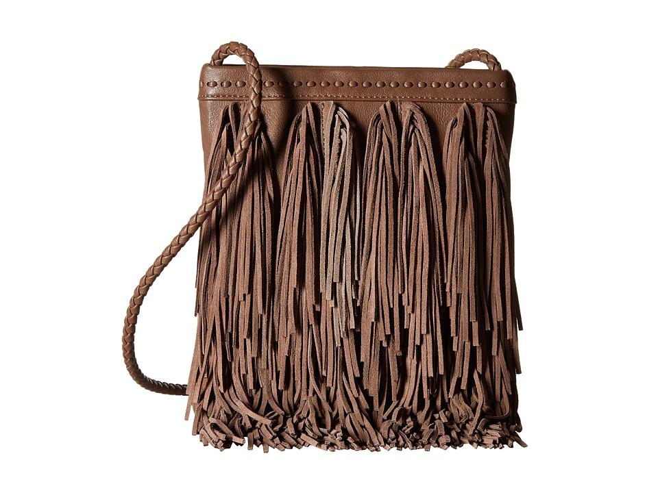 Sam Edelman - Jane Crossbody (Truffle) Cross Body Handbags