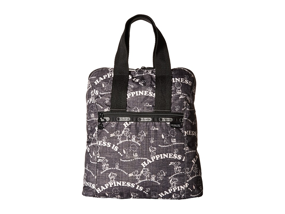 LeSportsac - Everyday Backpack (Happiness All Over) Backpack Bags