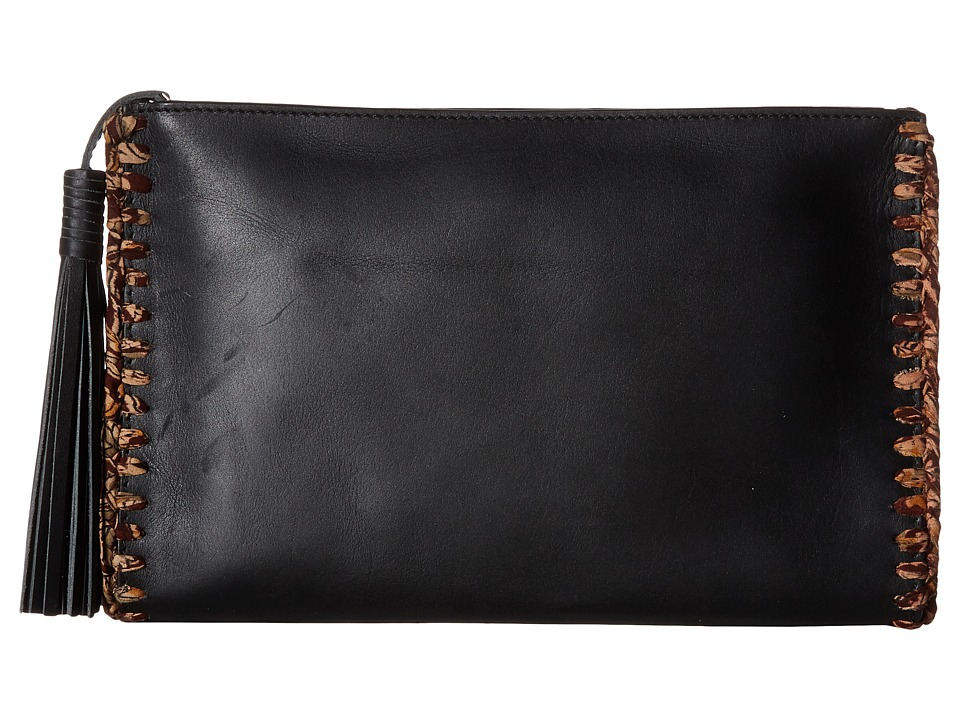 Sam Edelman - Megan Clutch (Black) Clutch Handbags