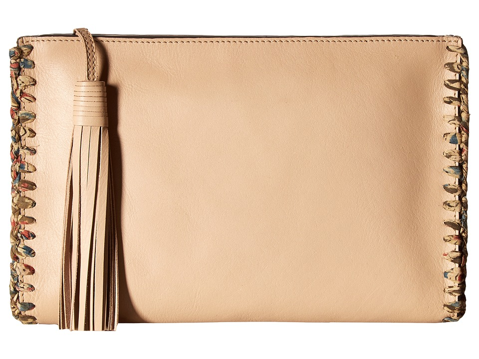 Sam Edelman - Megan Clutch (Sand) Clutch Handbags
