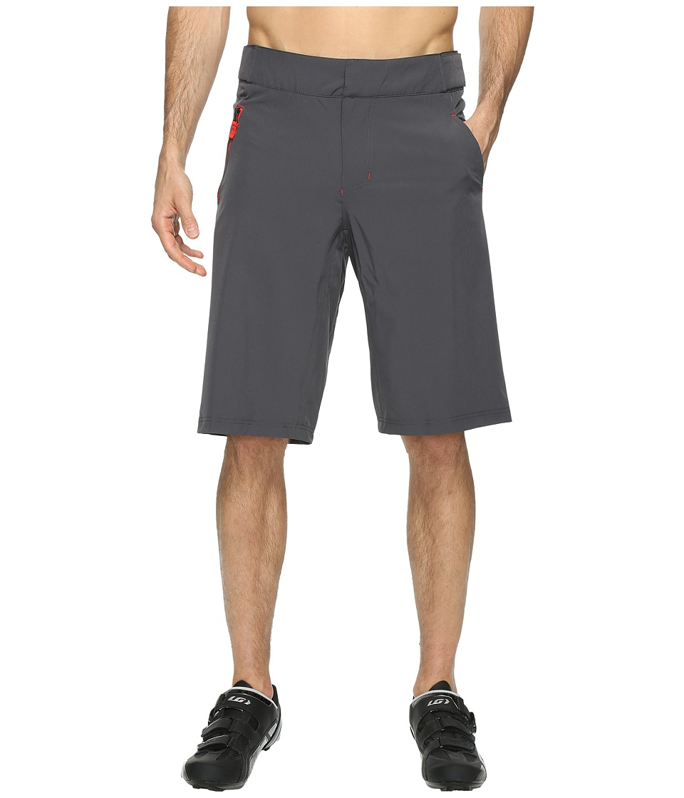 Louis Garneau - Leeway Cycling Shorts (Asphalt) Men's Workout