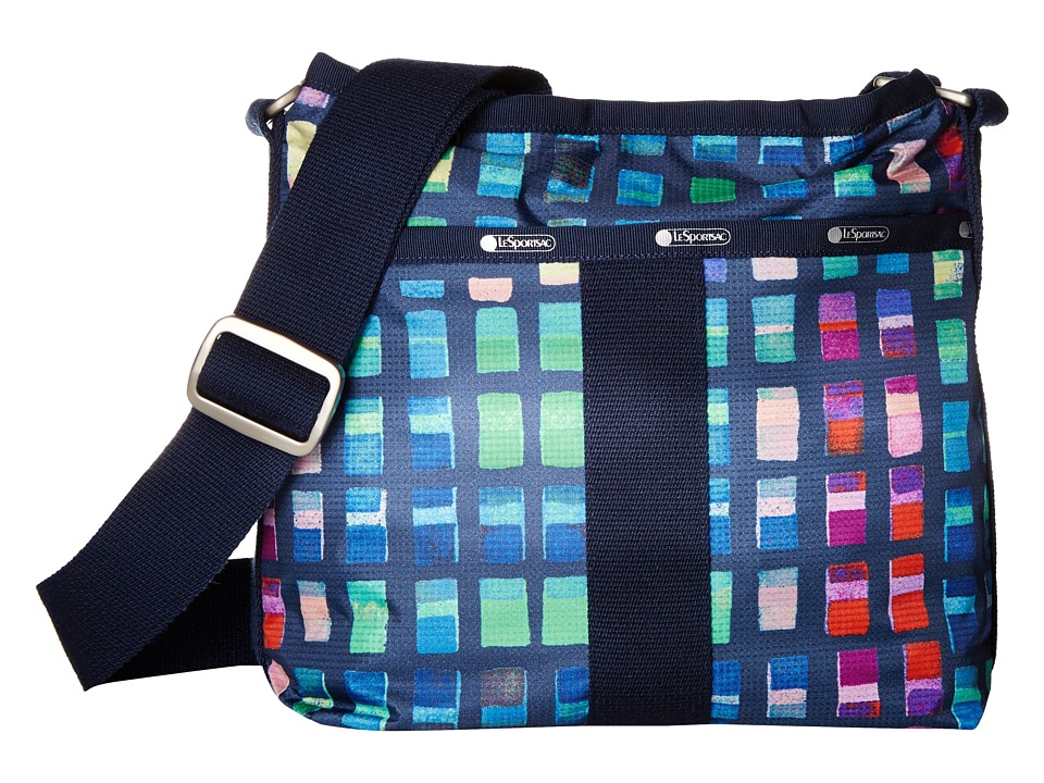 LeSportsac - Essential Crossbody (Color Blocks) Cross Body Handbags