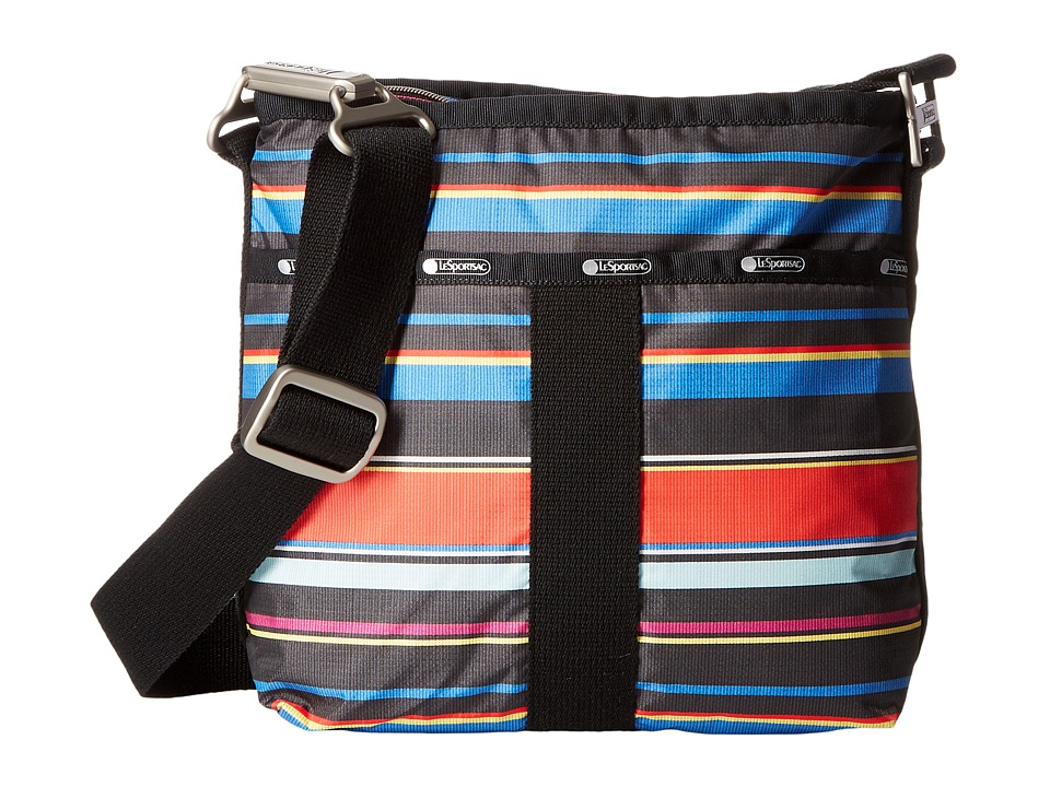 LeSportsac - Essential Crossbody (Ribbon Stripe) Cross Body Handbags
