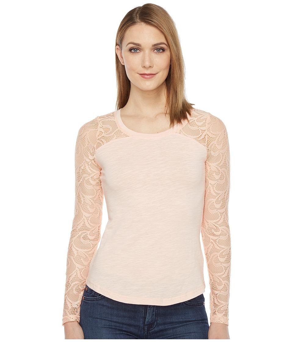 Ariat - Dolce Top (Sugar Peach) Women's Clothing