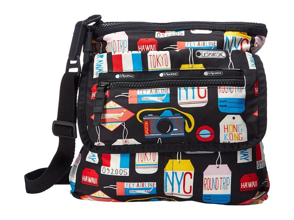 LeSportsac Luggage - Flight Crossbody (Boarding Pass) Cross Body Handbags