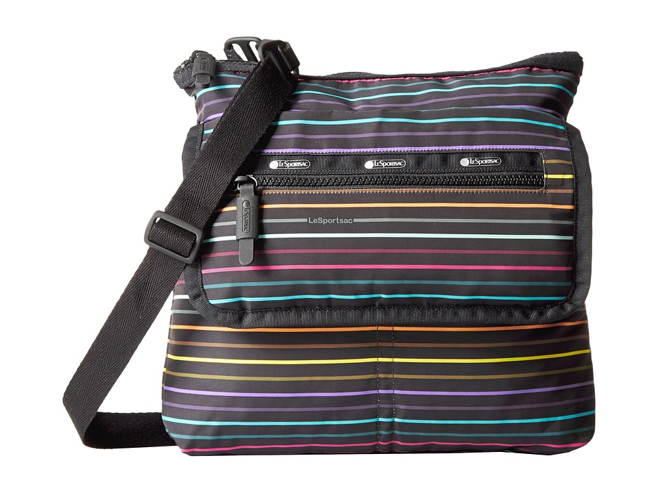 LeSportsac Luggage - Flight Crossbody (Lestripe Travel) Cross Body Handbags