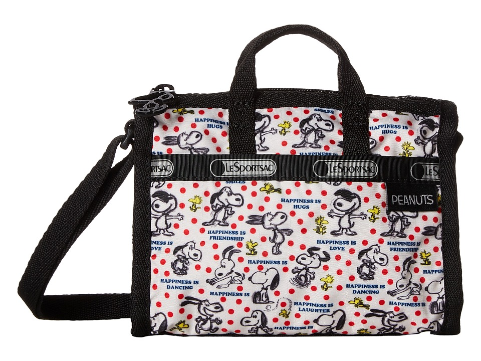 LeSportsac - Petite Weekender Crossbody (Happiness Dots) Cross Body Handbags