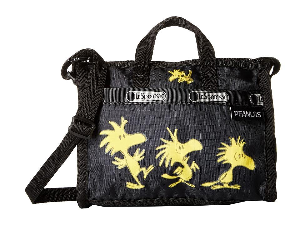 LeSportsac - Petite Weekender Crossbody (Woodstock March) Cross Body Handbags