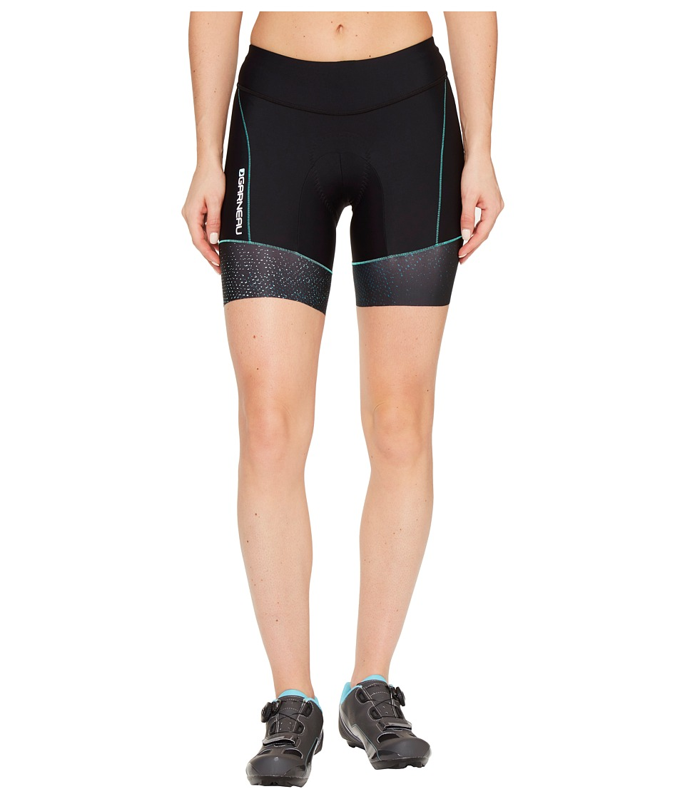 Louis Garneau - Pro 6 Carbon Tri Shorts (Black/Mojito) Women's Shorts