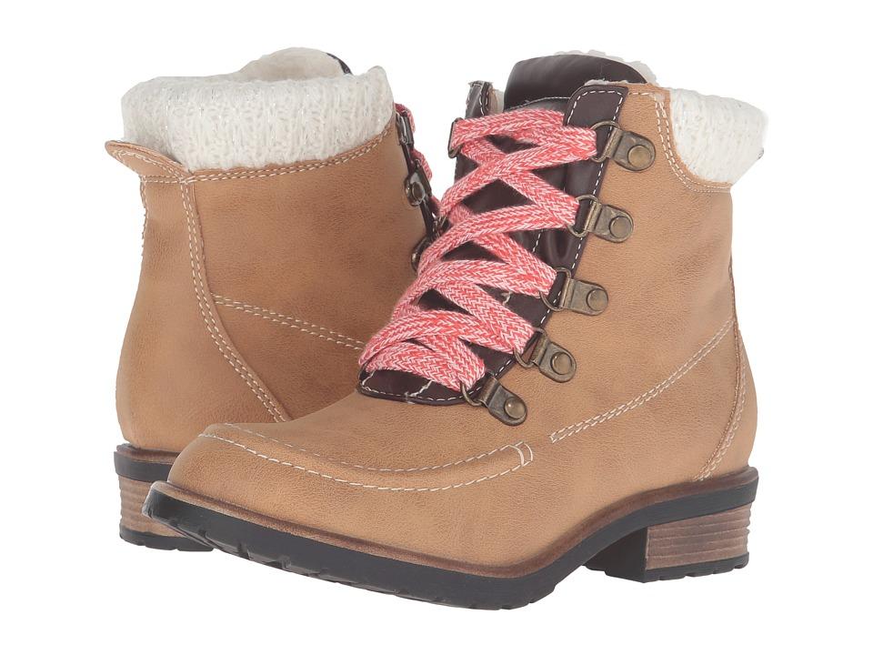 UNIONBAY Kids - Calara-G (Little Kid/Big Kid) (Wheat) Girls Shoes