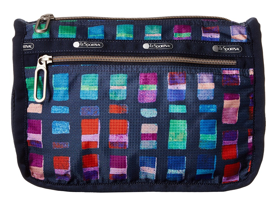 LeSportsac - Everyday Cosmetic Case (Color Blocks) Cosmetic Case