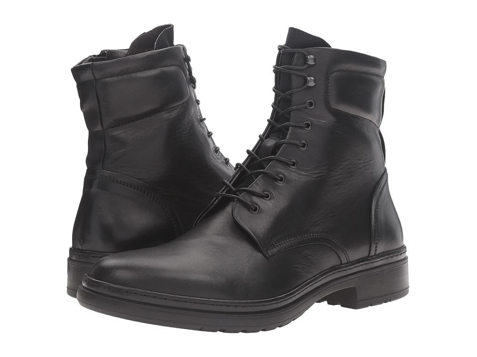 Bacco Bucci - Molin (Black) Men's Shoes