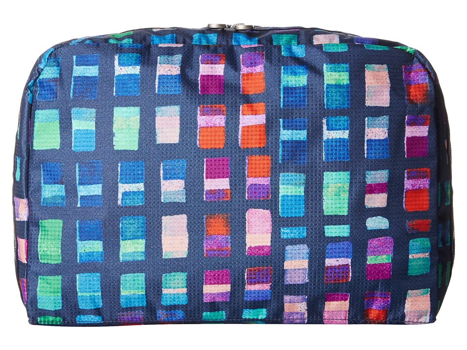 LeSportsac Luggage - XL Essential Cosmetic (Color Blocks) Cosmetic Case