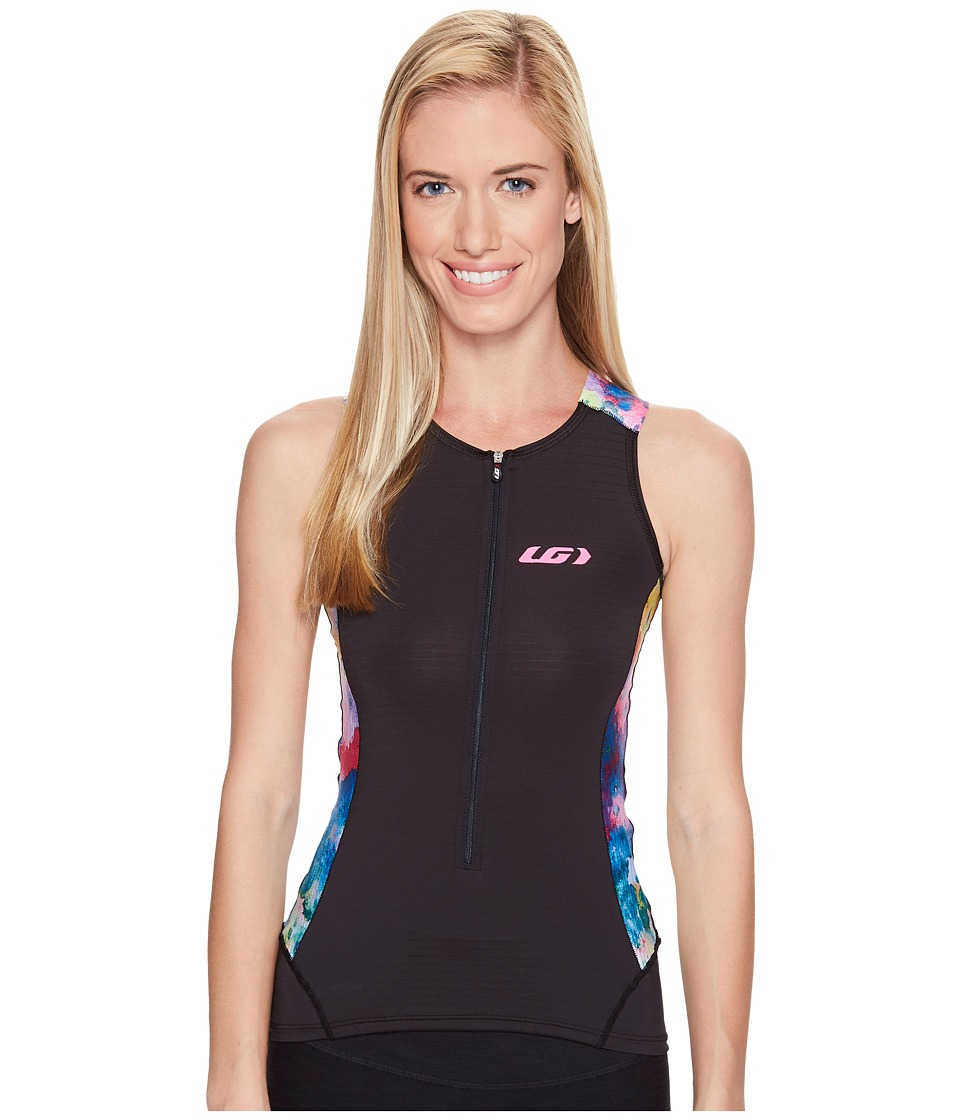 Louis Garneau - Pro Carbon Sleeveless Tri Top (Expressionist) Women's Sleeveless