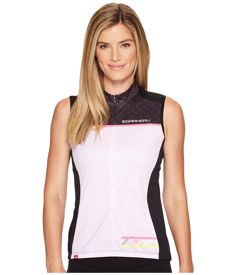 Louis Garneau - Zircon Sleeveless Jersey (Geometry) Women's Sleeveless