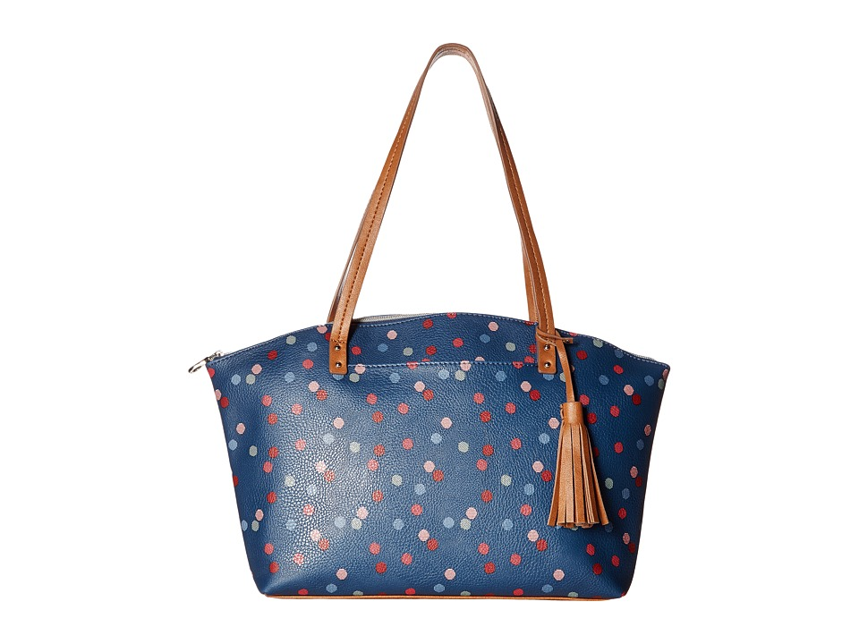 Relic - Caraway Novelty Medium Tote (Navy Multi) Tote Handbags