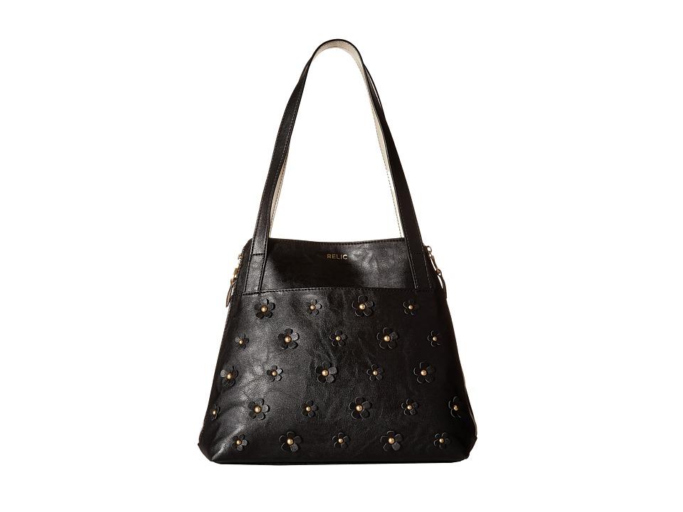 Relic - Emma Tote (Black) Tote Handbags