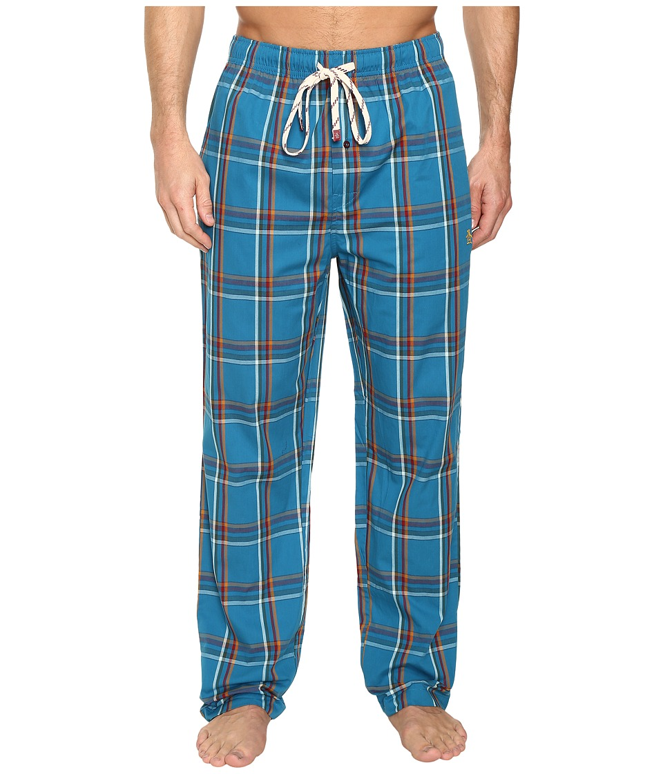 Original Penguin - Single Woven Pants (Seaport) Men's Pajama