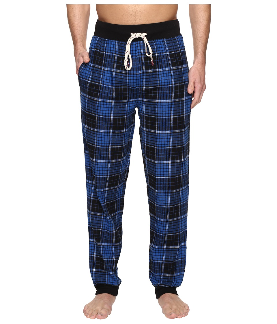 Original Penguin - Banded Bottom Pants (Classic Blue) Men's Pajama