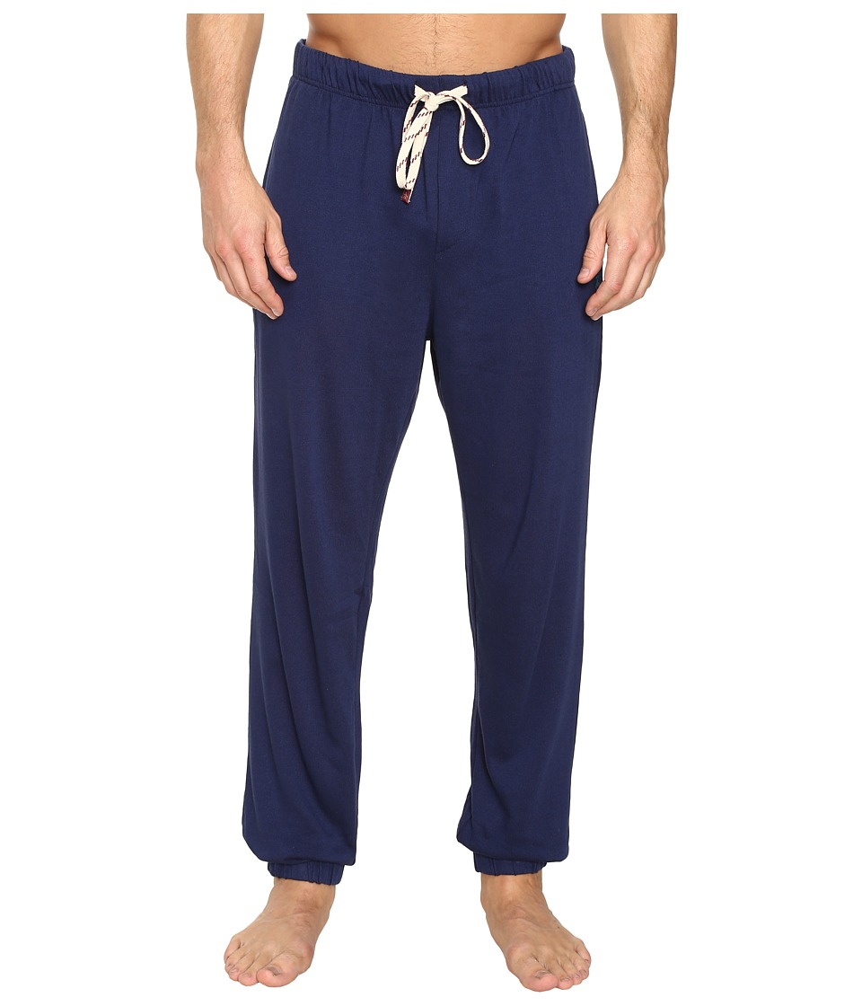 Original Penguin - Lounge Jogger Pants (Medieval Blue) Men's Pajama