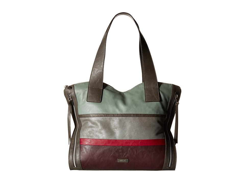 Relic - Kerrington Tote (Metallic Multi) Tote Handbags