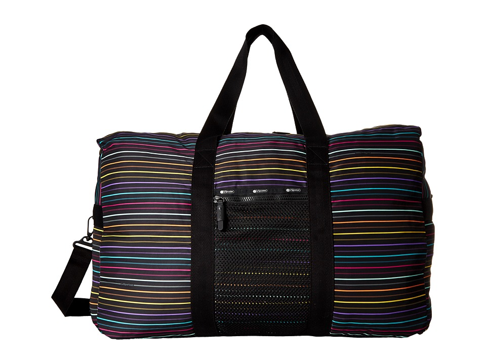 LeSportsac Luggage - Large Global Weekender (Lestripe Travel) Weekender/Overnight Luggage