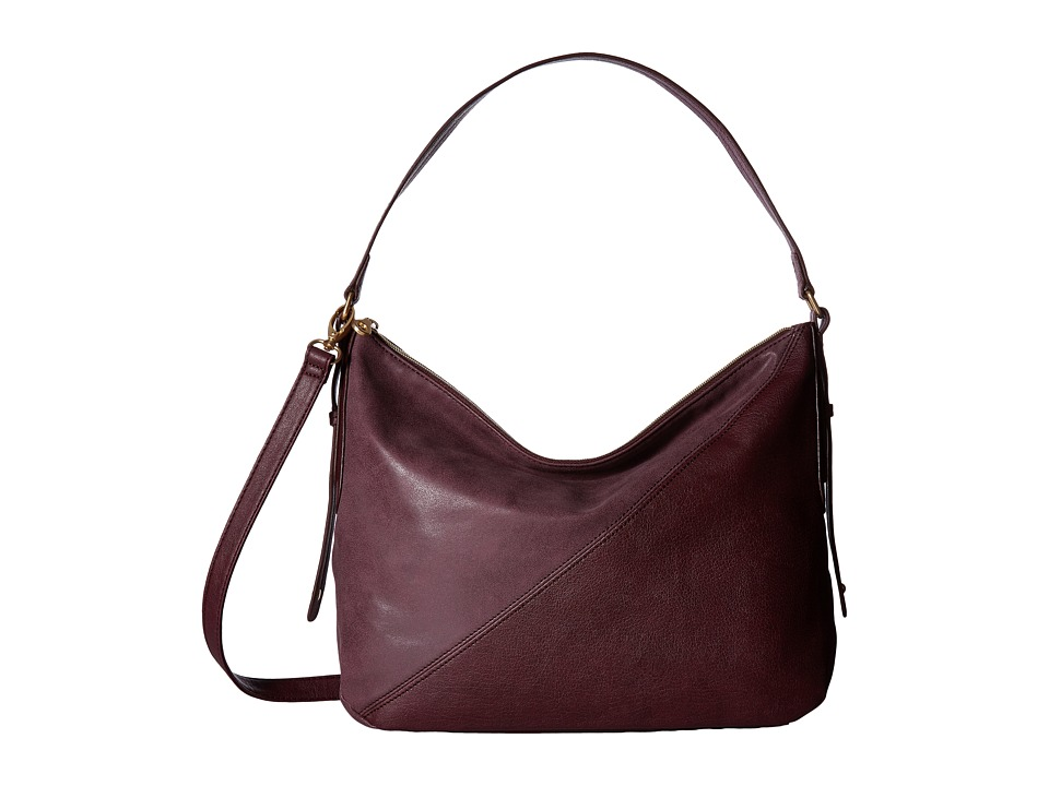 Relic - Landon Convertible Hobo (Raisin) Hobo Handbags