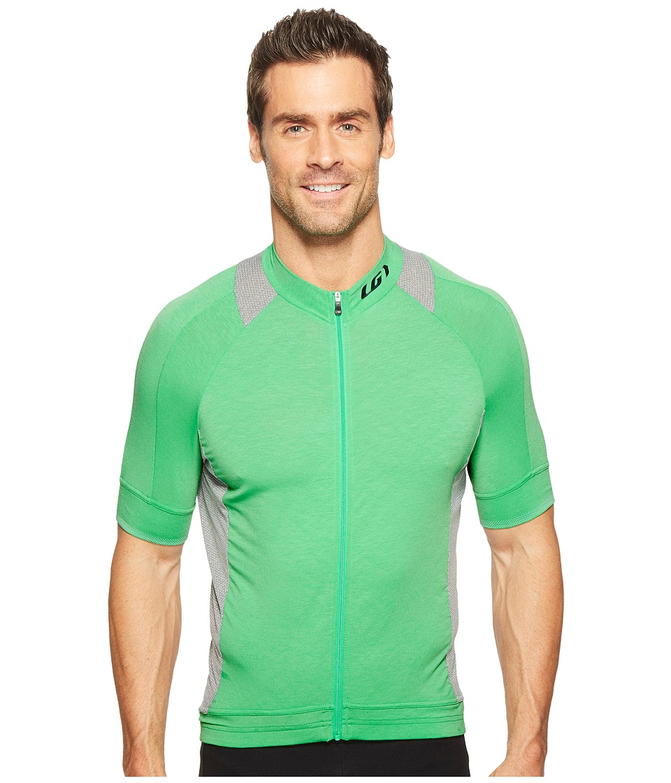 Louis Garneau - Lemmon 2 Jersey (Island Green/Asphalt) Men's Clothing