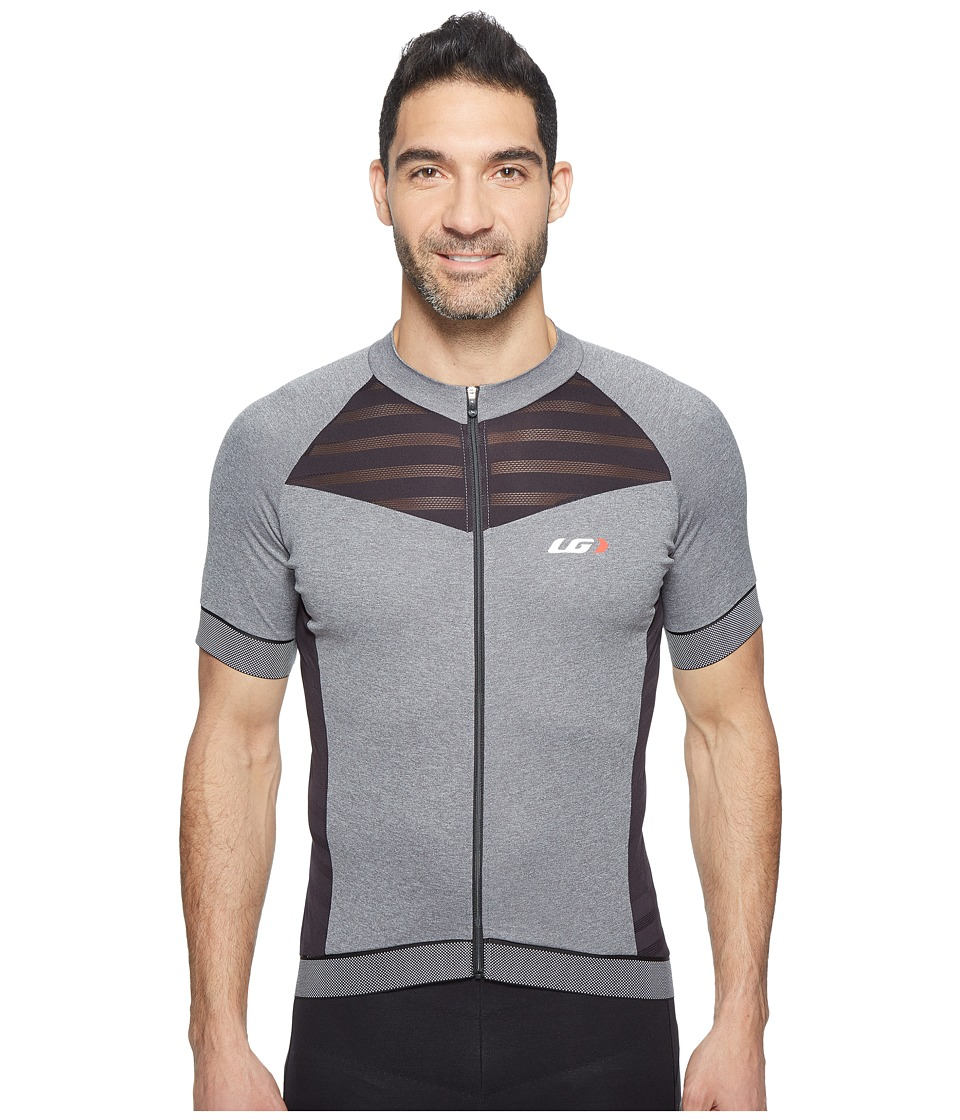 Louis Garneau - Icefit 2 Jersey (Black/Gray) Men's Clothing