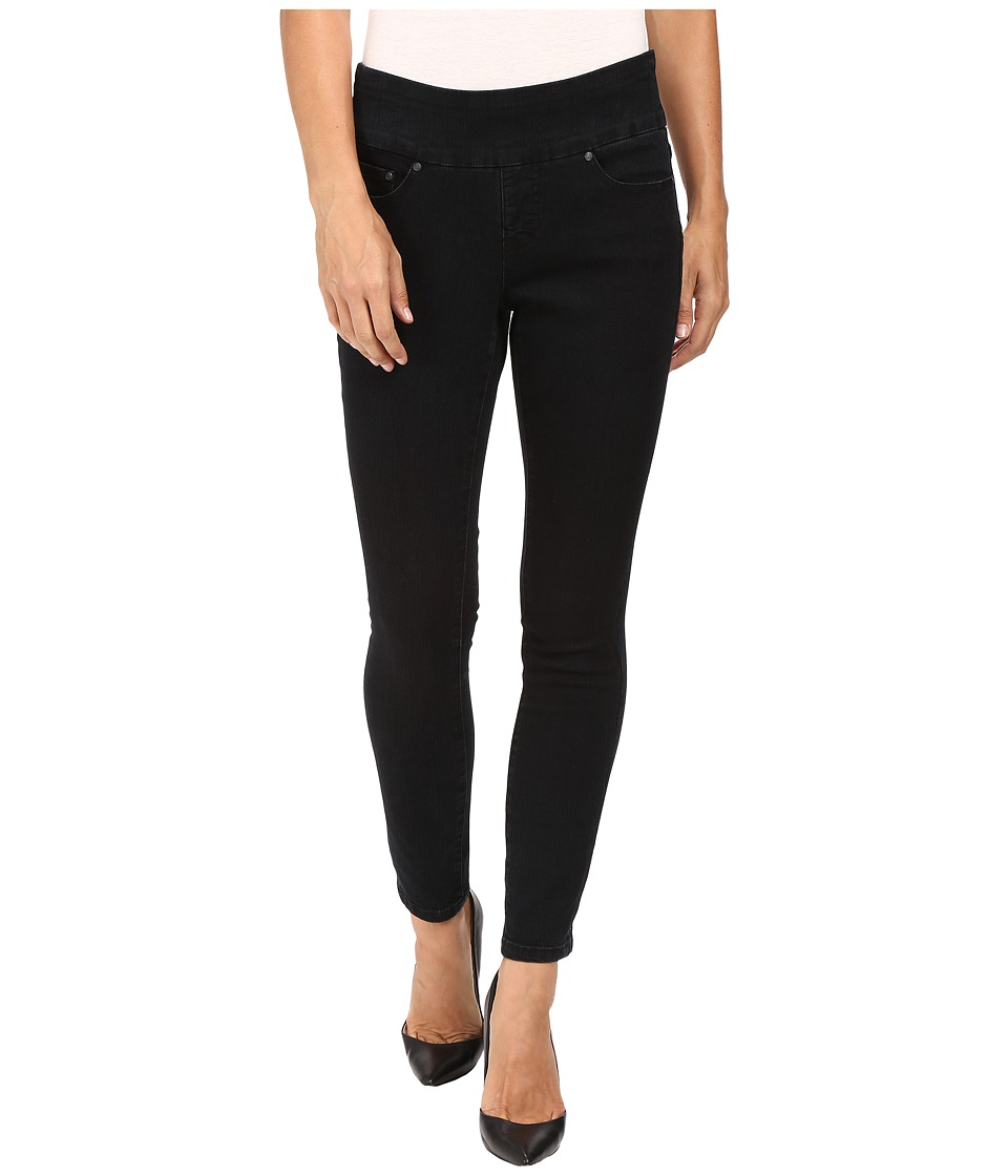 Jag Jeans Petite - Petite Nora Pull-On Skinny in Comfort Denim in Black Void (Black Void) Women's Jeans