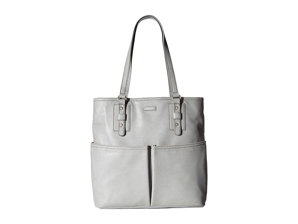 Relic - Bleeker N/S Tote (Smoke) Tote Handbags