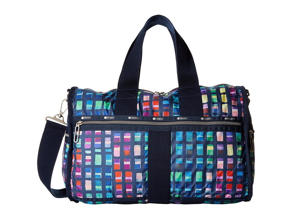 LeSportsac Luggage - Weekender (Color Blocks) Weekender/Overnight Luggage